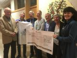 Ski-Club Lindelberg spendet 1000 €